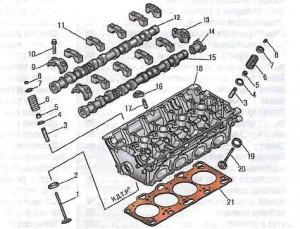 Двигатель Лансер 9 2,0 л