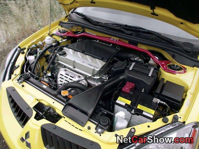 Двигатель Лансер 9 ralliart