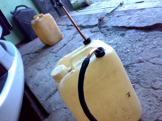 Замена масла в АКПП Лансер 9