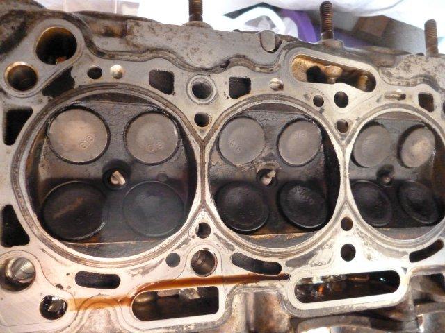 Клапана двигателя Lancer IX