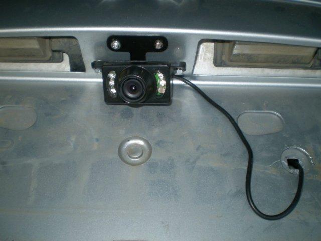 Камера заднего вида Lancer IX